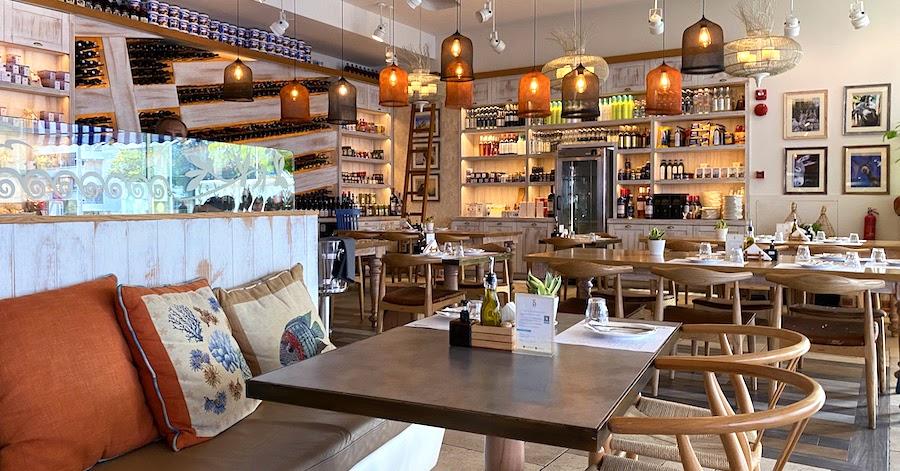 Bakalaki Greek Taverna Review: Authentic Greek Food In Singapore, Tiong Bahru